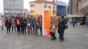 Dan borbe protiv nasilja nad ženama
