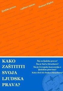 Publikacija Banjalučkog centra za ljudska prava