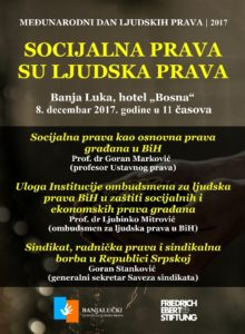 Socijalna prava su ljudska prava