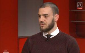 Dragan Todorović u emisiji 5 do 7