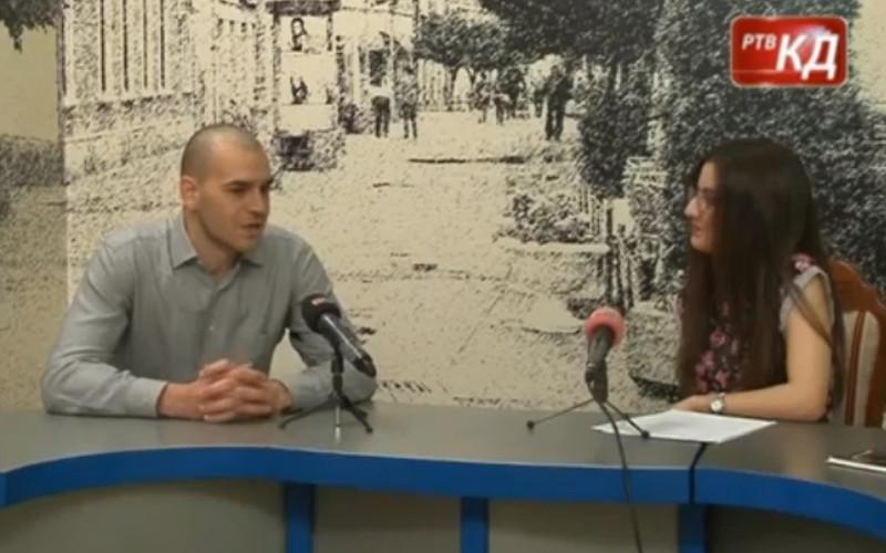 Gostovanje Dragana Todorovića na RTV Kozarska Dubica